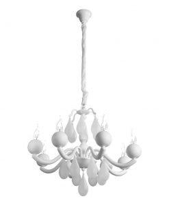Подвесная люстра Arte Lamp Sigma A3229LM-8WH
