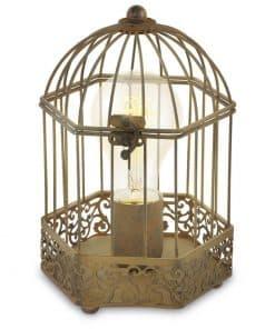 Настольная лампа Eglo Vintage 49287