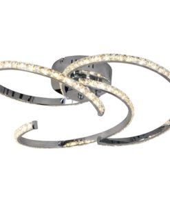 Потолочная светодиодная люстра Hiper Crown H818-6