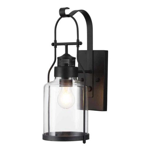 Уличный настенный светильник Odeon Light Kalpi 4835/1W