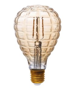Лампа светодиодная филаментная Thomson E27 4W 1800K прозрачная TH-B2190
