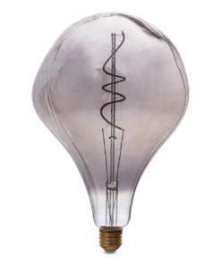 Лампа светодиодная филаментная Thomson E27 8W 1800K груша прозрачная TH-B2186