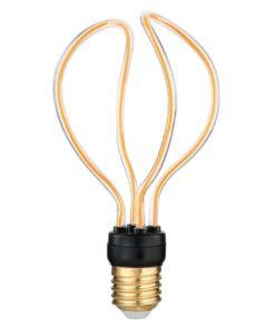 Лампа светодиодная филаментная Thomson E27 8W 2700K трубчатая прозрачная TH-B2385