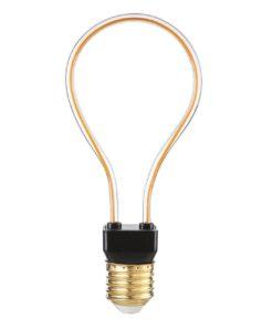 Лампа светодиодная филаментная Thomson E27 4W 2700K трубчатая прозрачная TH-B2168