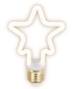 Лампа светодиодная филаментная Thomson E27 4W 2700K трубчатая матовая TH-B2392