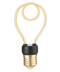 Лампа светодиодная филаментная Thomson E27 6W 2700K трубчатая прозрачная TH-B2383