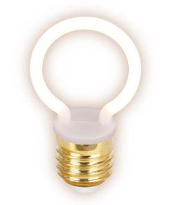 Лампа светодиодная филаментная Thomson E27 4W 2700K трубчатая матовая TH-B2391
